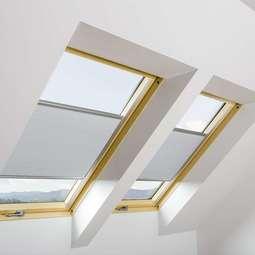 Żaluzja plisowana zaciemniająca APF do okna dachowego FAKRO